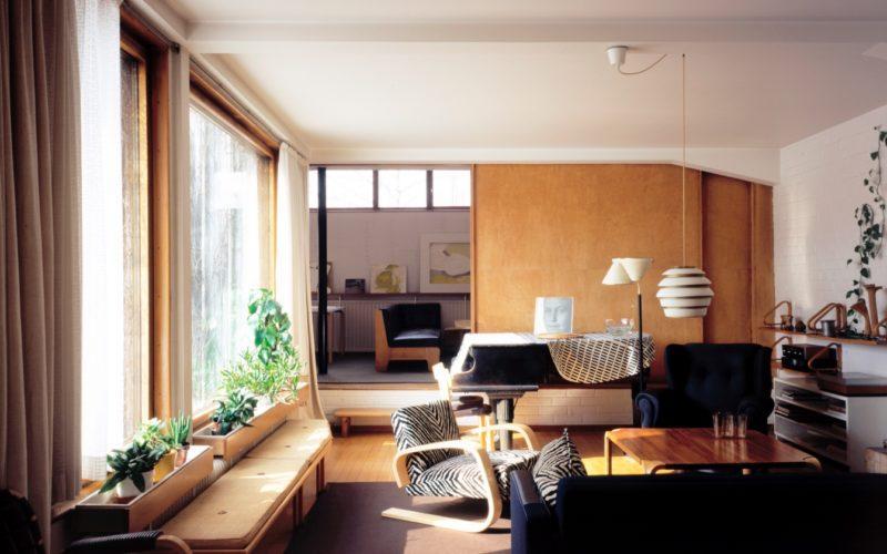 Alvar Aallon kotitalo, Helsinki