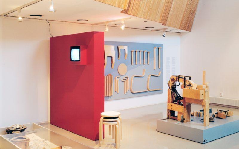 Alvar Aalto Museum in Jyväskylä, photo Maija Holma