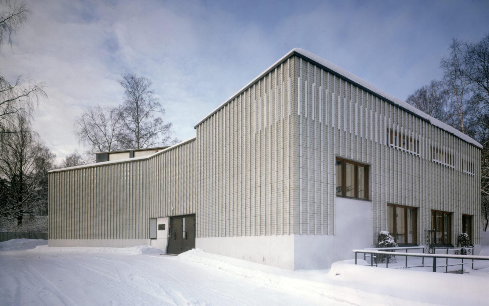 Alvar Aalto Museo, Jyväskylä