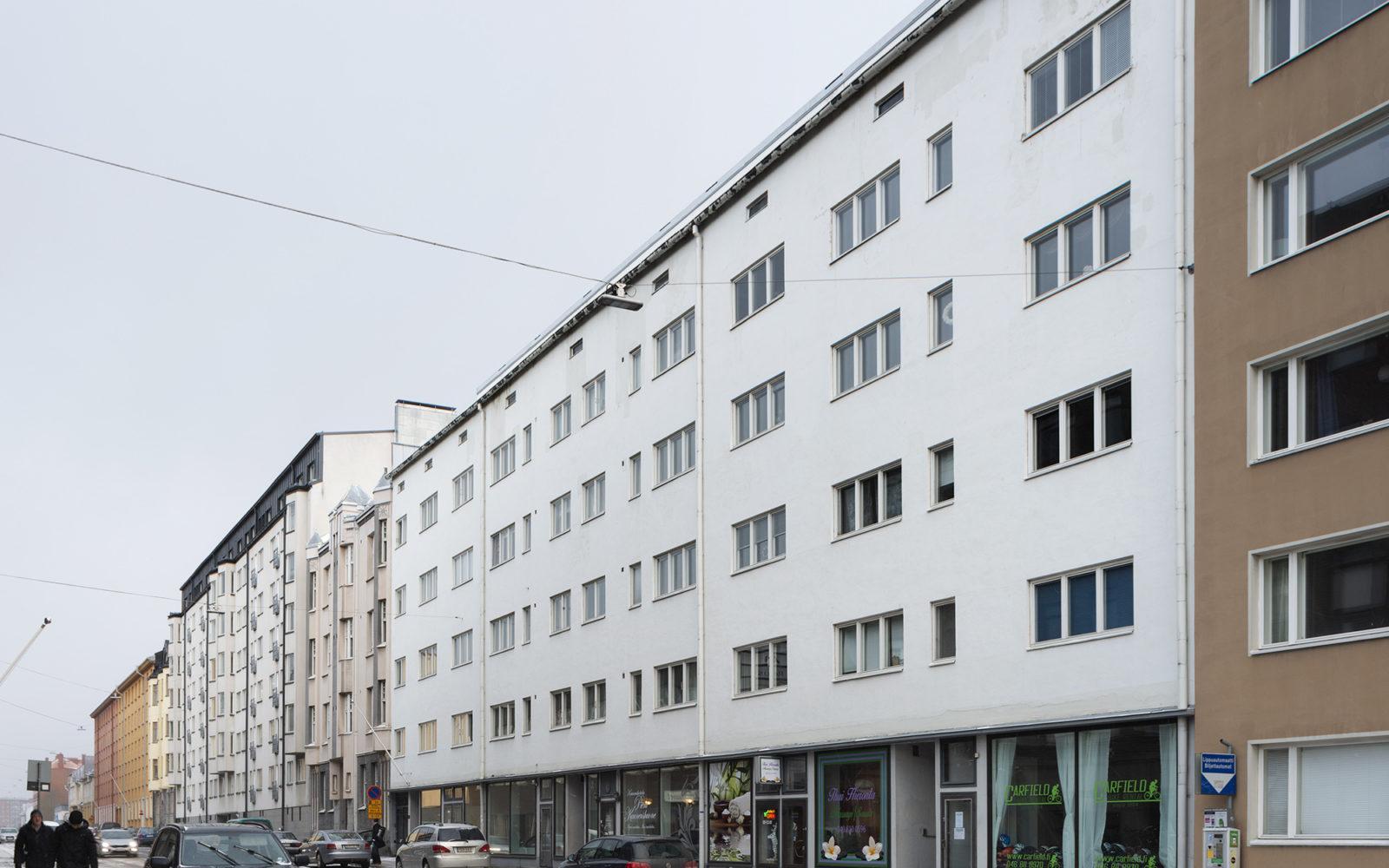 Standardivuokratalo, Turku