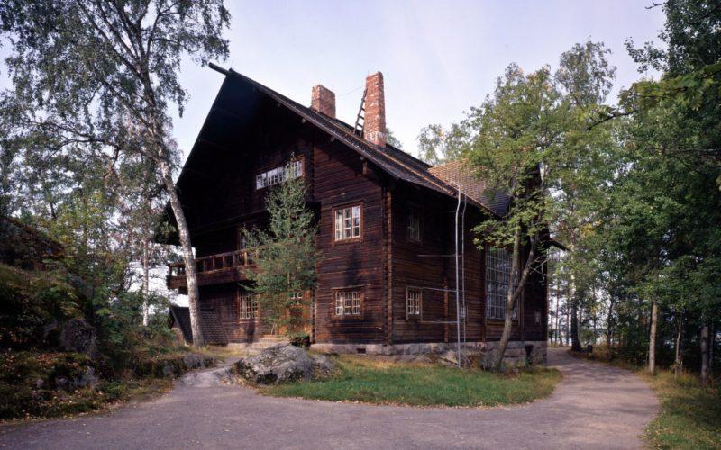 Halosenniemi home museum Järvenpää Visit Tuusulanjärvi