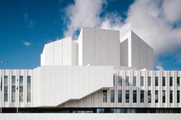 Helsinki Finlandia Hall. Photo: Rune Snellman Alvar Aalto Museum