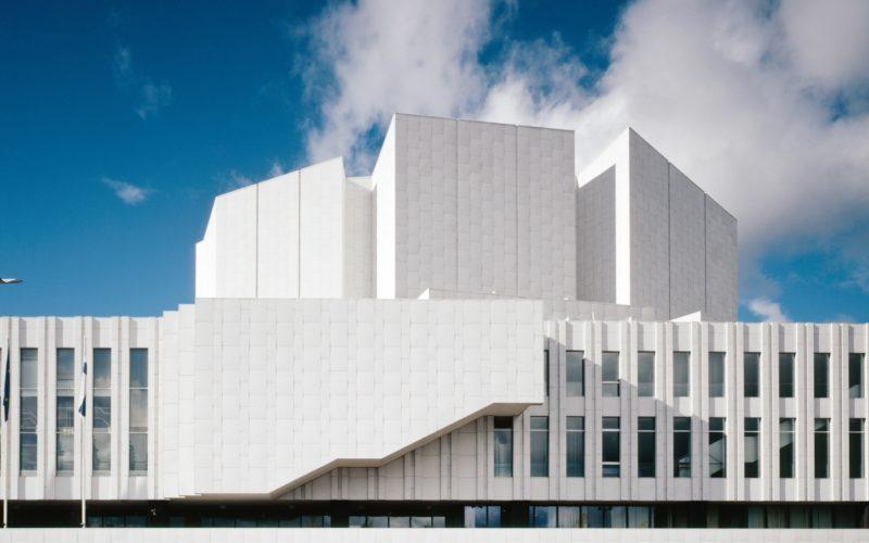 Helsinki Finlandia Hall photo Rune Snellman