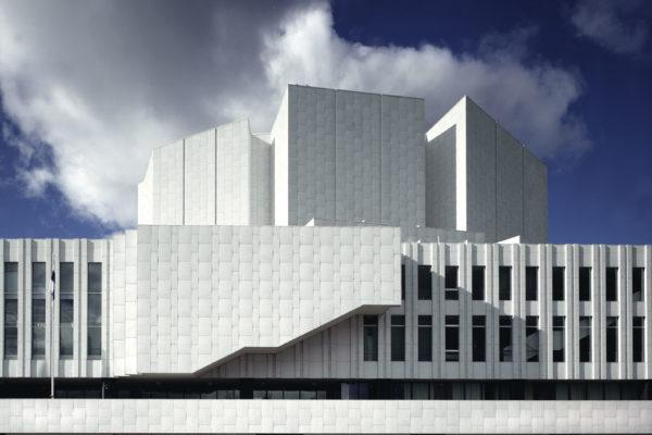 Finlandia Hall in HelsFinlandia Hall in Helsinki photo Rune Snellman Alvar Aalto Foundationinki