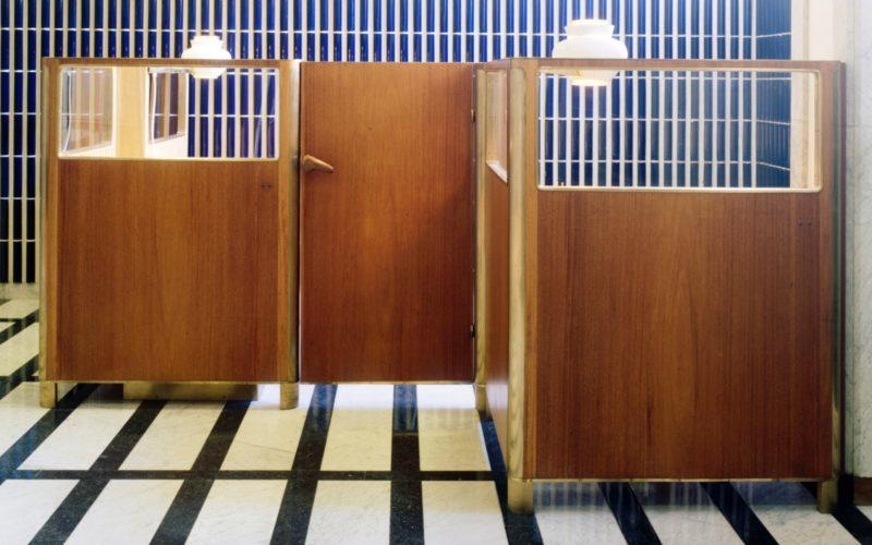 National Pensions service cabinets for the public 1953-1957 kuva Maija Holma Alvar Aalto Foundation