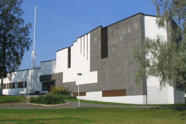 Alajärvi Town Hall by Alvar Aalto