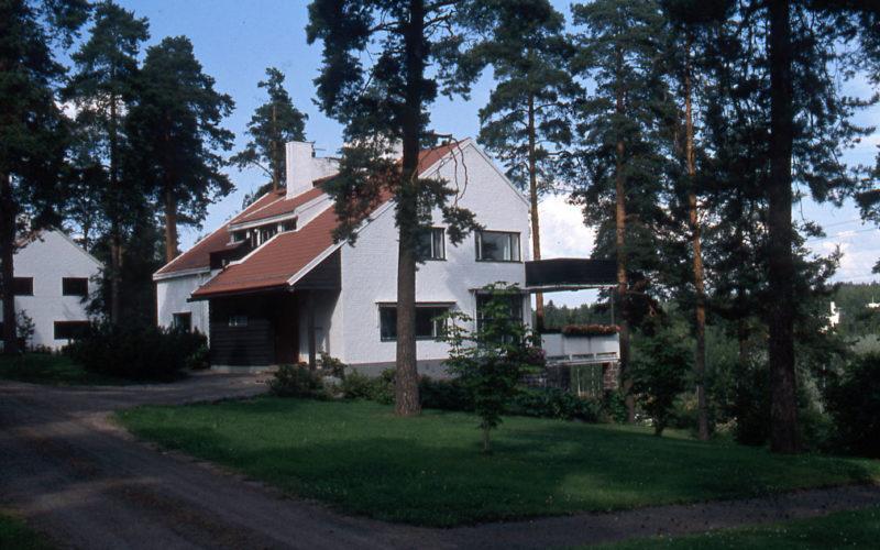 Kouvola, Inkeroinen; Insinööritalot, Mikko Merckling.
