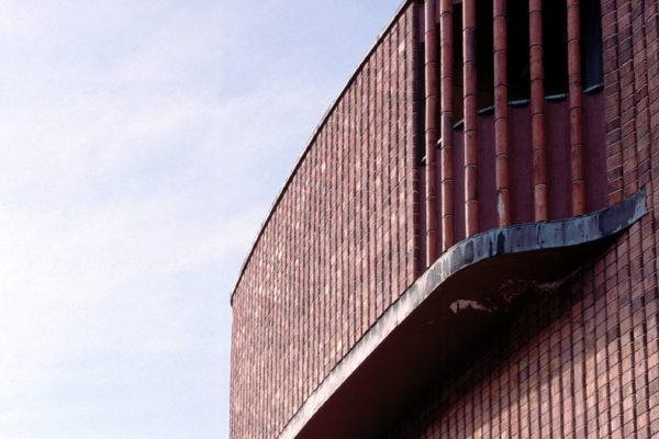 Дом культуры в Хельсинки. Фото: Маийя Холма, Фонд Алвара Аалто