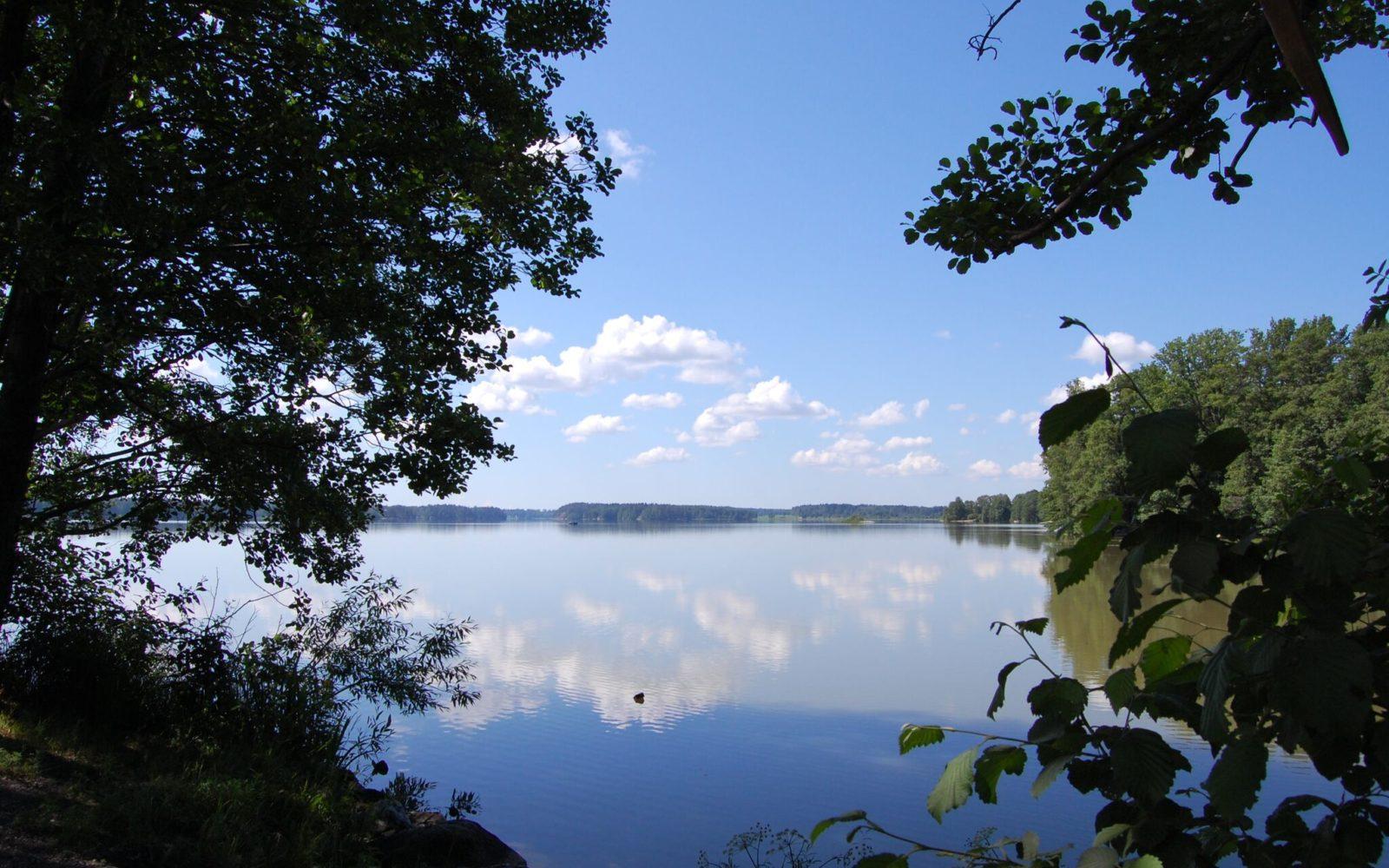 Lake Tuusula scenery Järvenpää Visit Tuusulanjärvi