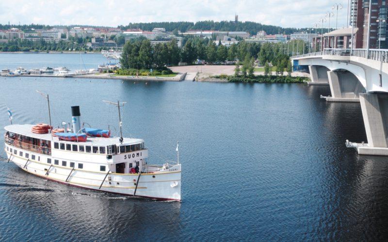 Lake Päijänne Cruise at Jyväskylä photo Walmari Kalevi Korhonen