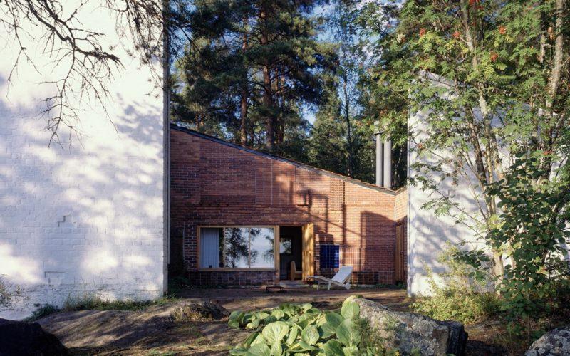 Muuratsalon Koetalo kuva Maija Vatanen Alvar Aalto -museo