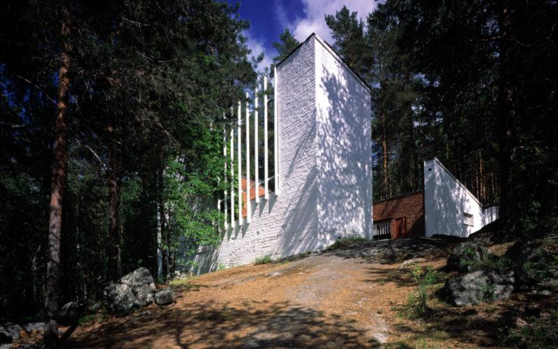 Muuratsalon Koetalo kuva Maija Holma Alvar Aalto -säätiö