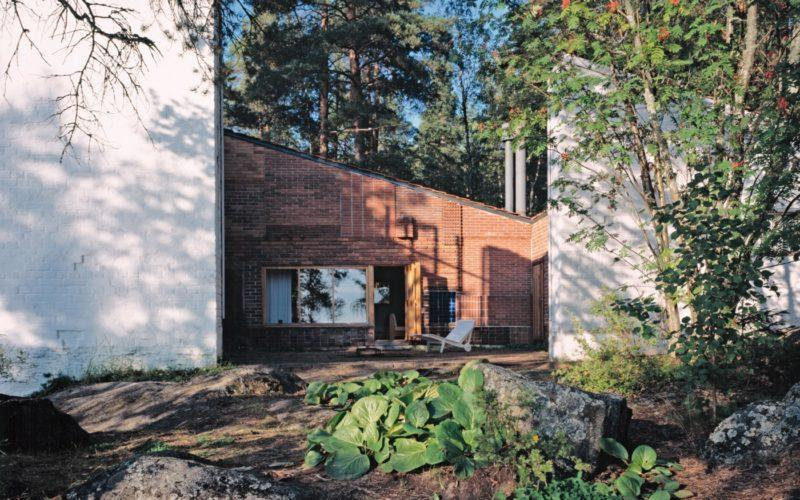Muuratsalo Experimental House photo Maija Vatanen Alvar Aalto Foundation