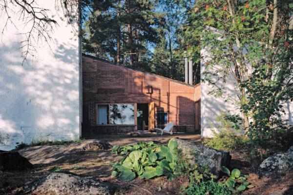 Экспериментальный дом в Мууратсало. Фото: Маийя Ватанен, Фонд Алвара Аалто.