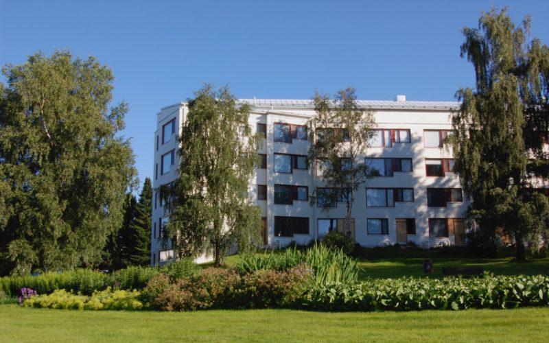 Rovaniemi kerrostalo Tapiola
