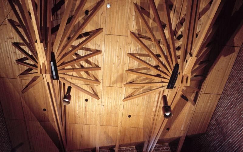 Säynätsalo Town Hall, photo Maija Holma Alvar Aalto Museum