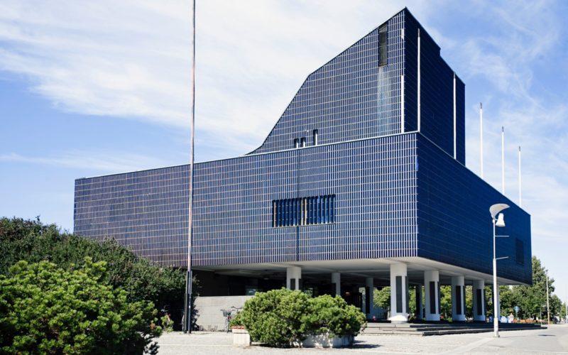 Seinäjoki Town Hall. Photo: Visit Seinäjoki, Katja Lösönen.