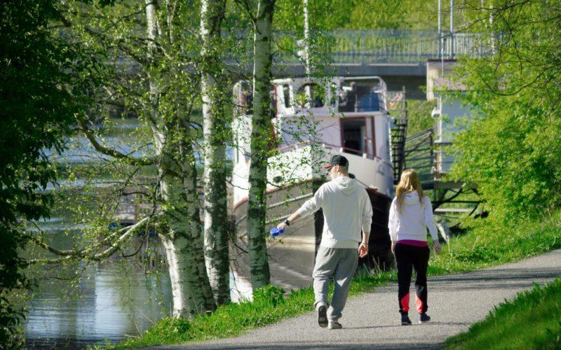Summer life at Seinäjoki