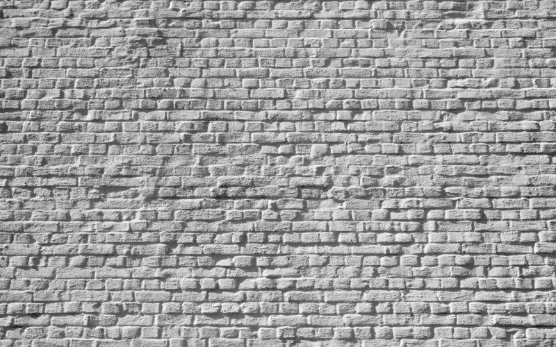 Whitewashed brick wall in Sunila photo Rurik Wasatjerna