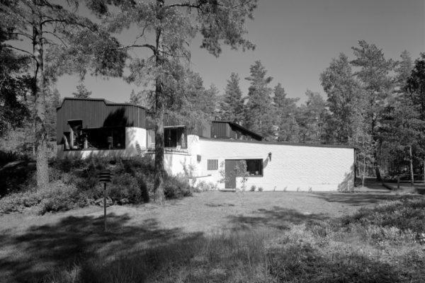 Дом директора завода Enso Gutzeit в Сумма, Хамина. Фото: Мартти Капанен