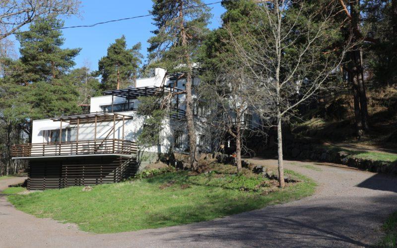 Terraced House at Kauttua Ruukinpuisto Works
