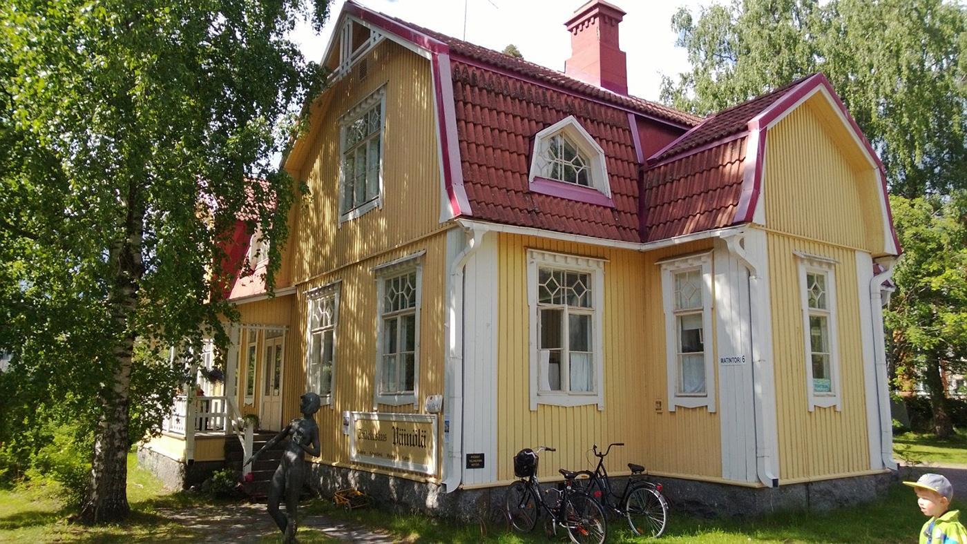 Varkaus Art Centre Väinölä Visit Varkaus