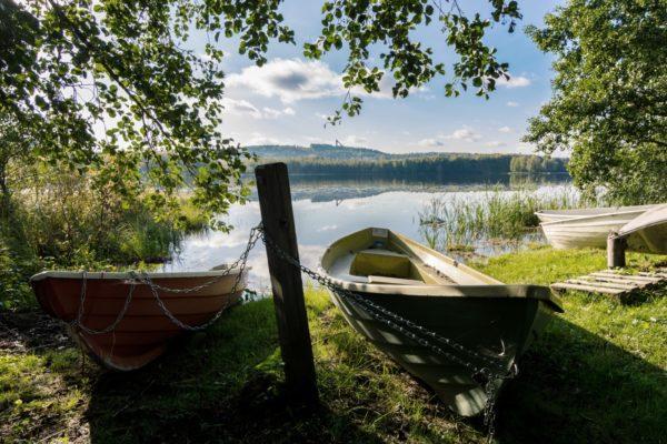 Järvi-Suomessa Jyväskylässä voit nauttia retkistä ja risteilyistä, kuva Atacan Ergin