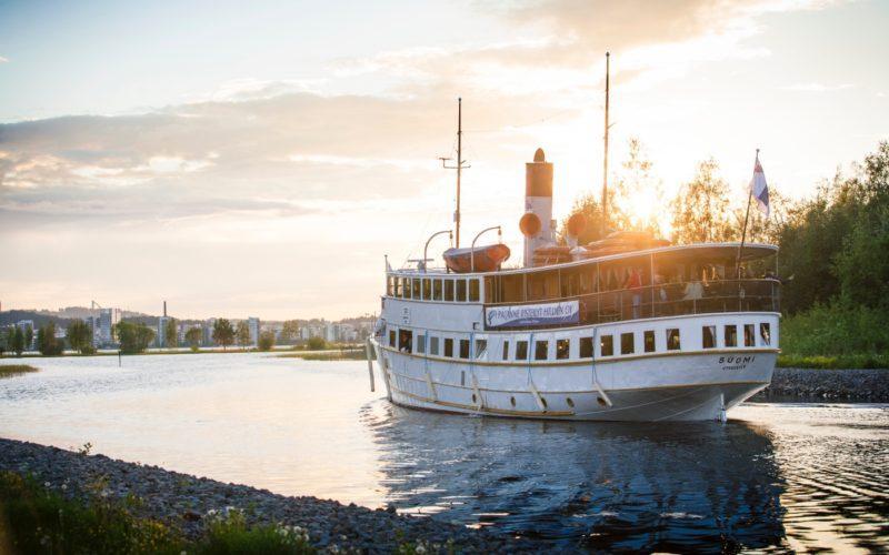 Järvi-Suomessa Jyväskylässä voit risteillä Aalto-kohteisiin, kuva Tero Takalo-Eskola