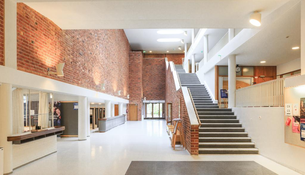 ALVAR AALTO LOCATION-UNIVERSITY of jyväskylä interior-PHOTO TERO TAKALO-ESKOLA