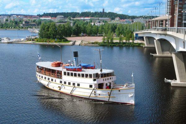 Aalto e la natura -risteily Jyväskylässä, kuva Walmari Kalevi-Korhonen