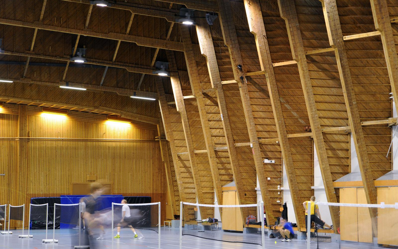 Otaniemi Sports hall, Espoo