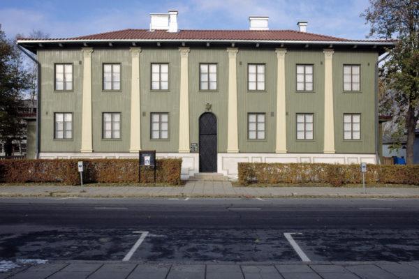 セイナヨキの自衛団会館はアアルトの新古典主義時代の傑作と言われている。写真:Maija Holma(アルヴァ・アアルト財団)