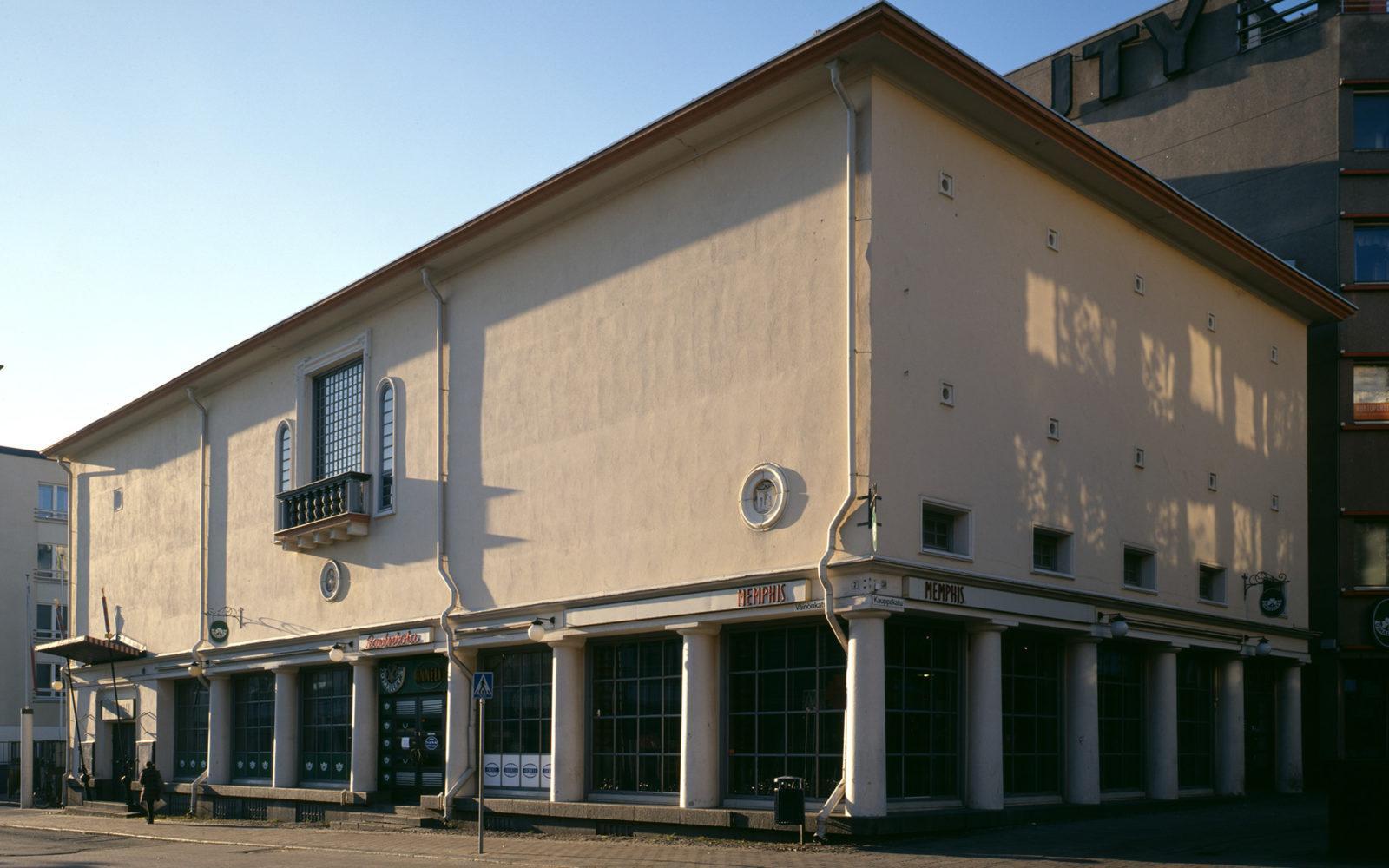 Jyväskylän työväentalo