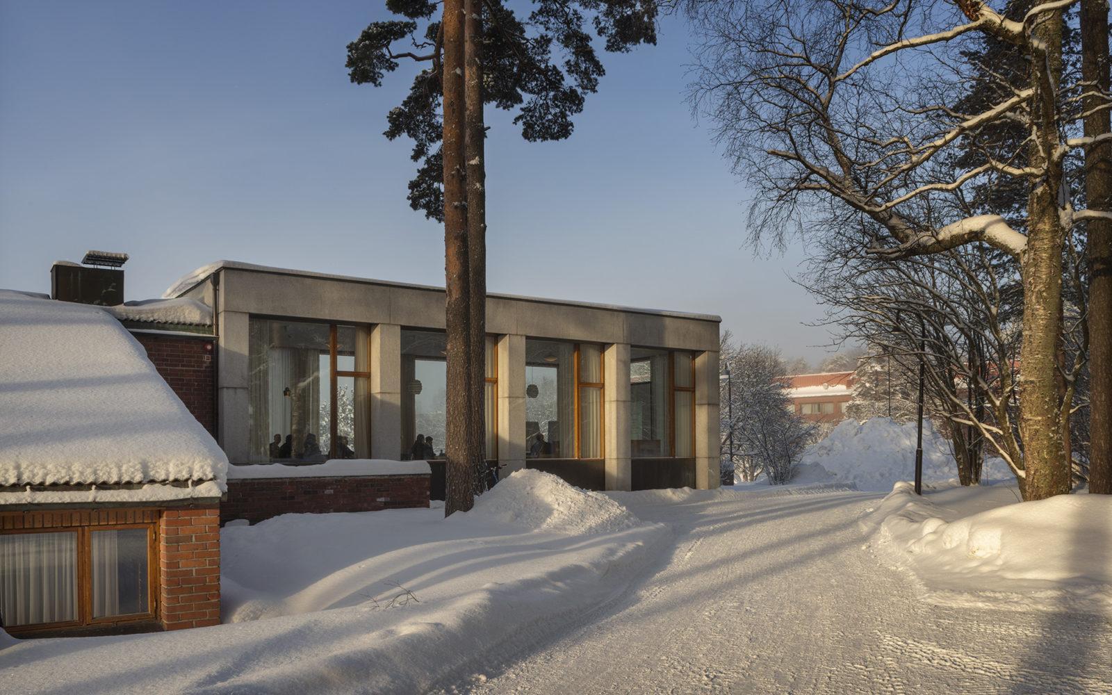Jyväskylän yliopisto, Lyhty
