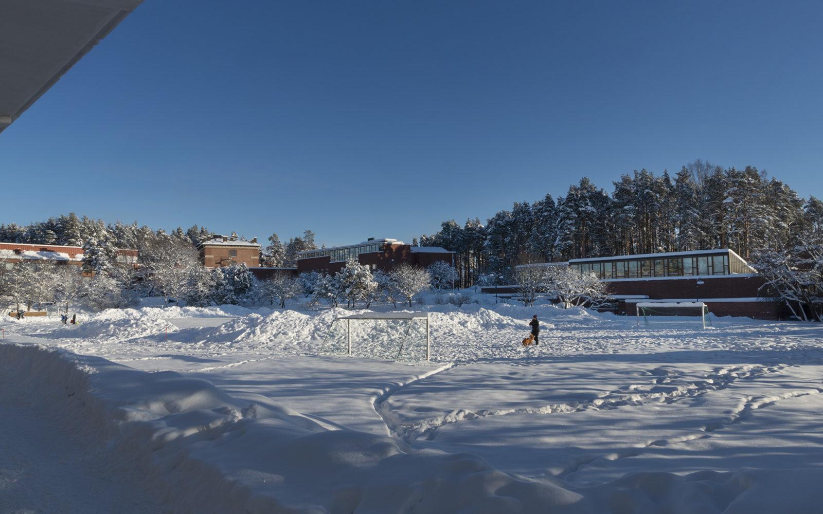 Jyväskylän yliopiston kampus ja seminaarinmäki