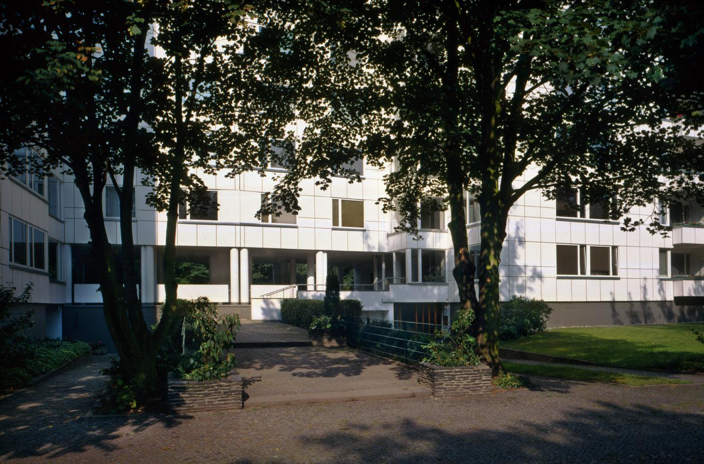 Hansaviertel Apartment building