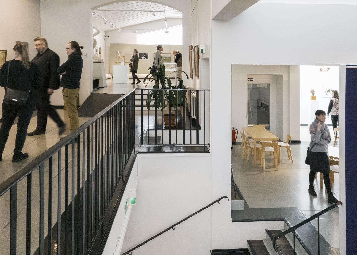 Nelimarkka-museo, Alajärvi