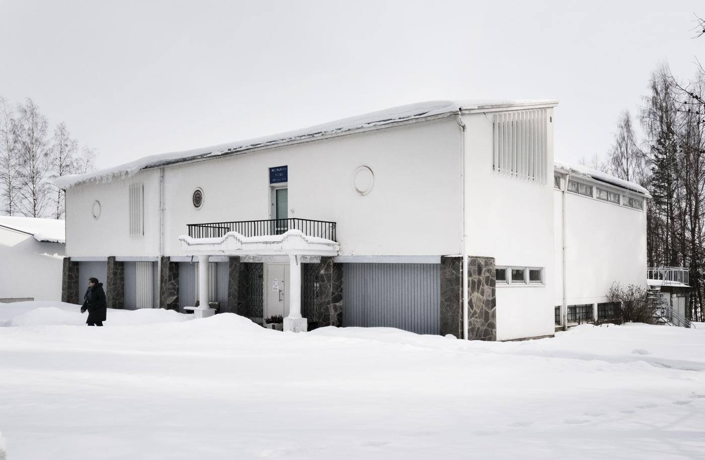 The Nelimarkka Museum, Alajärvi