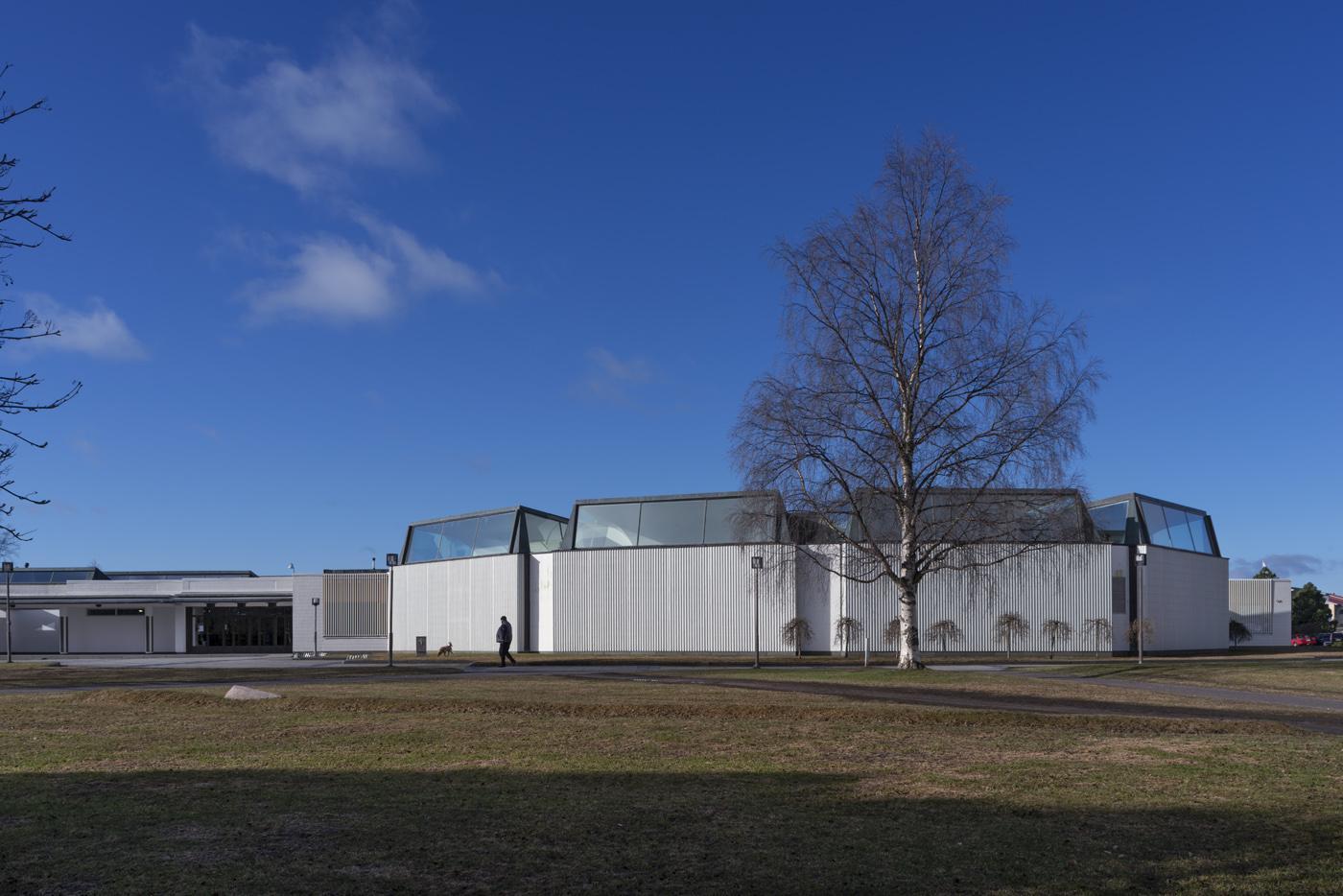 Rovaniemen kirjasto ja kaupungintalo
