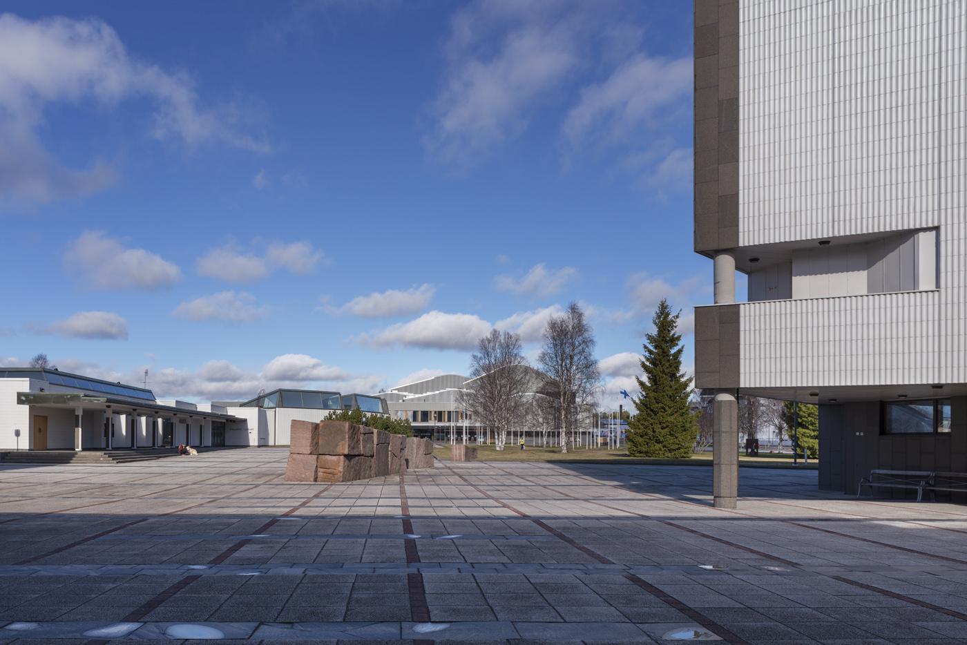 Rovaniemen hallinto- ja kulttuurikeskus