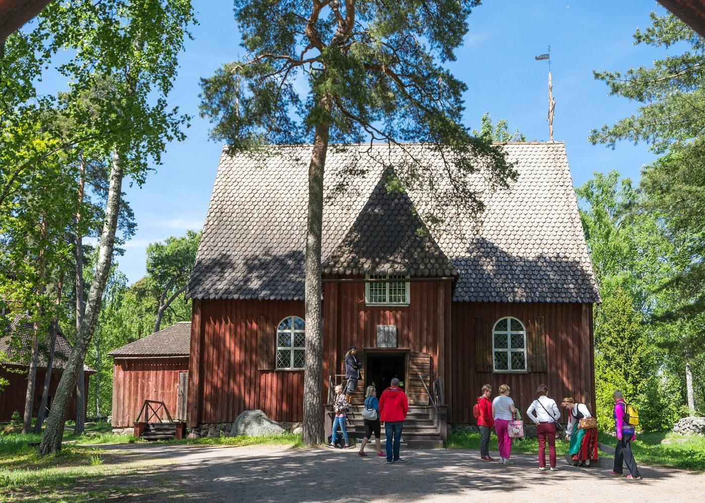 Seurasaaren ulkomuseo, Helsinki