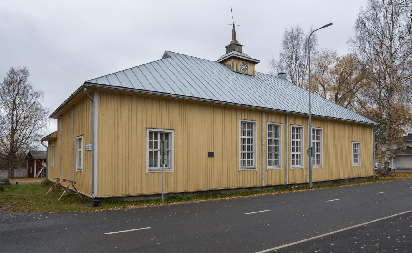 The Youth Association building, Alajärvi