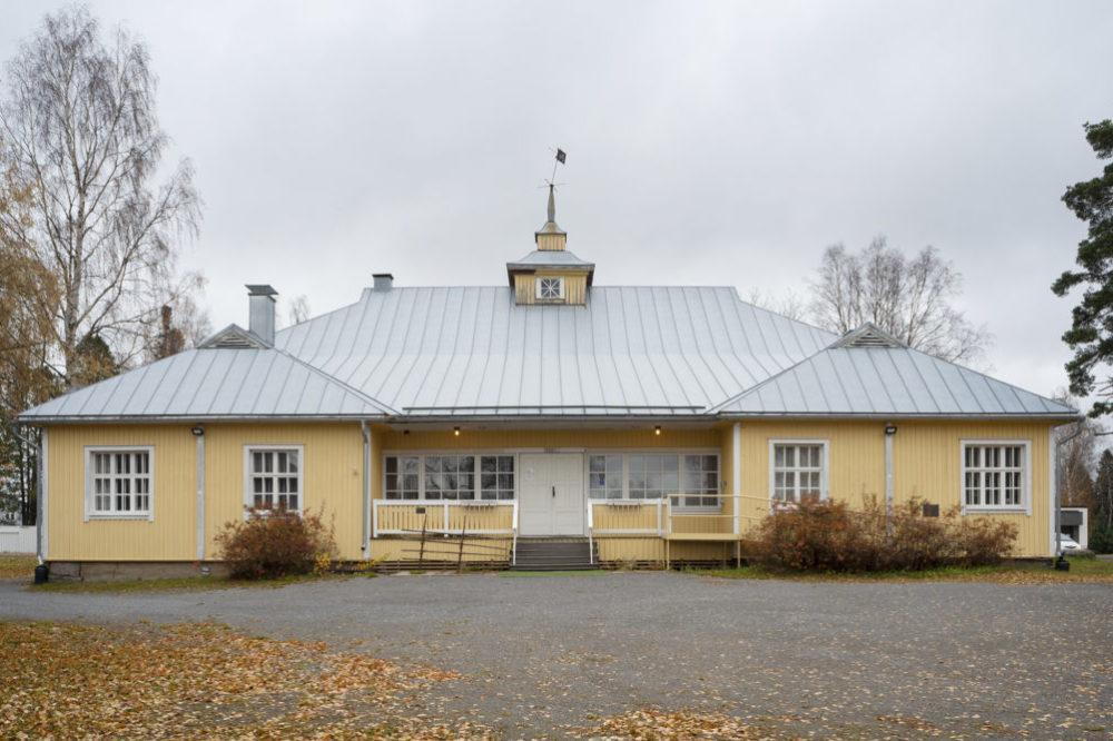 Alajärven kaupungintalo. Kuva: Alvar Aalto -säätiö