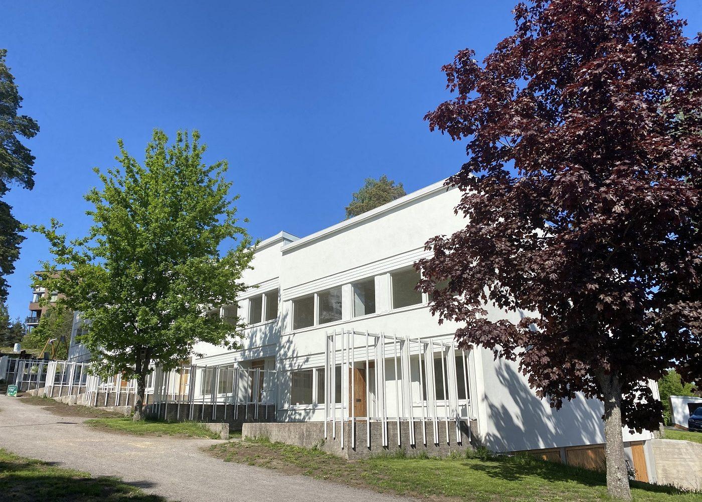 Aerolan rivitalot, Vantaa